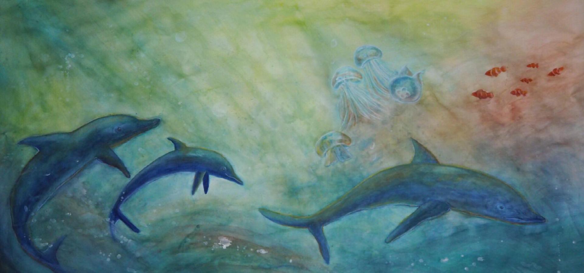 イルカと水の生き物展2