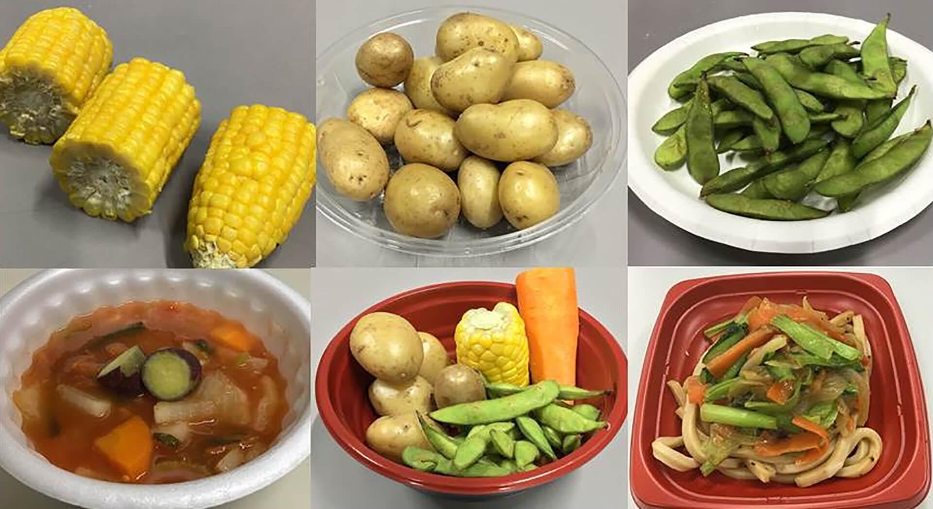 この写真は、いろいろな野菜のイメージ