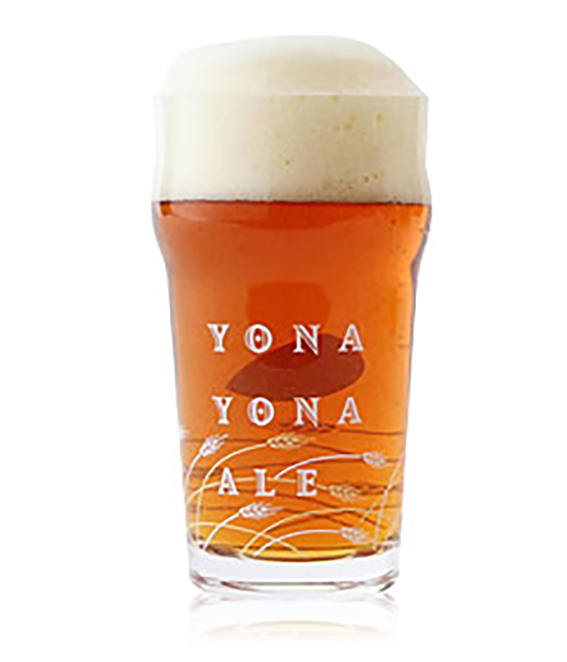この写真はふるさと大収穫祭で提供されるクラフトビール