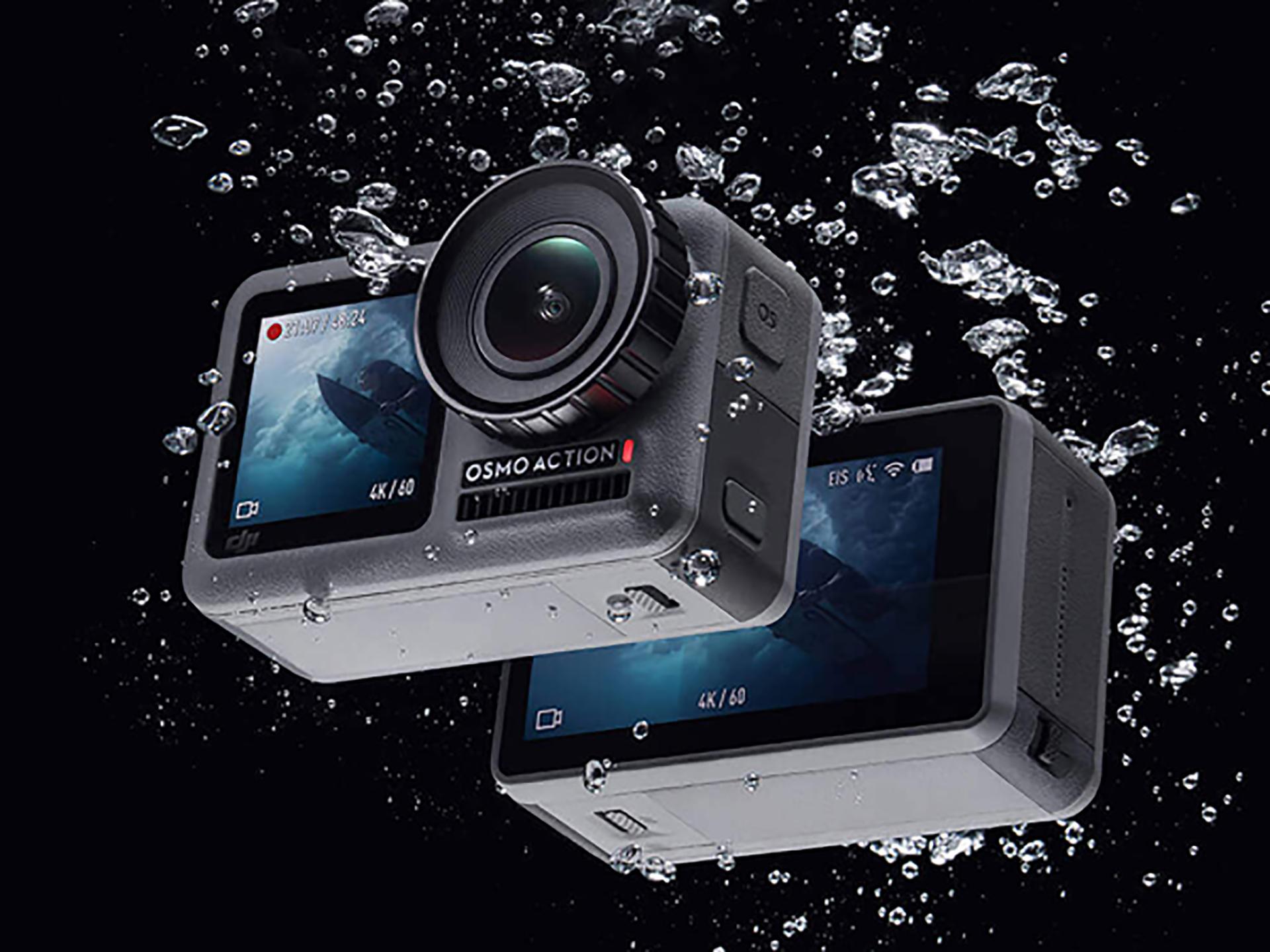 TGC BEACH 2019のセキドの最新アクションカメラ「DJI OSMO ACTION」