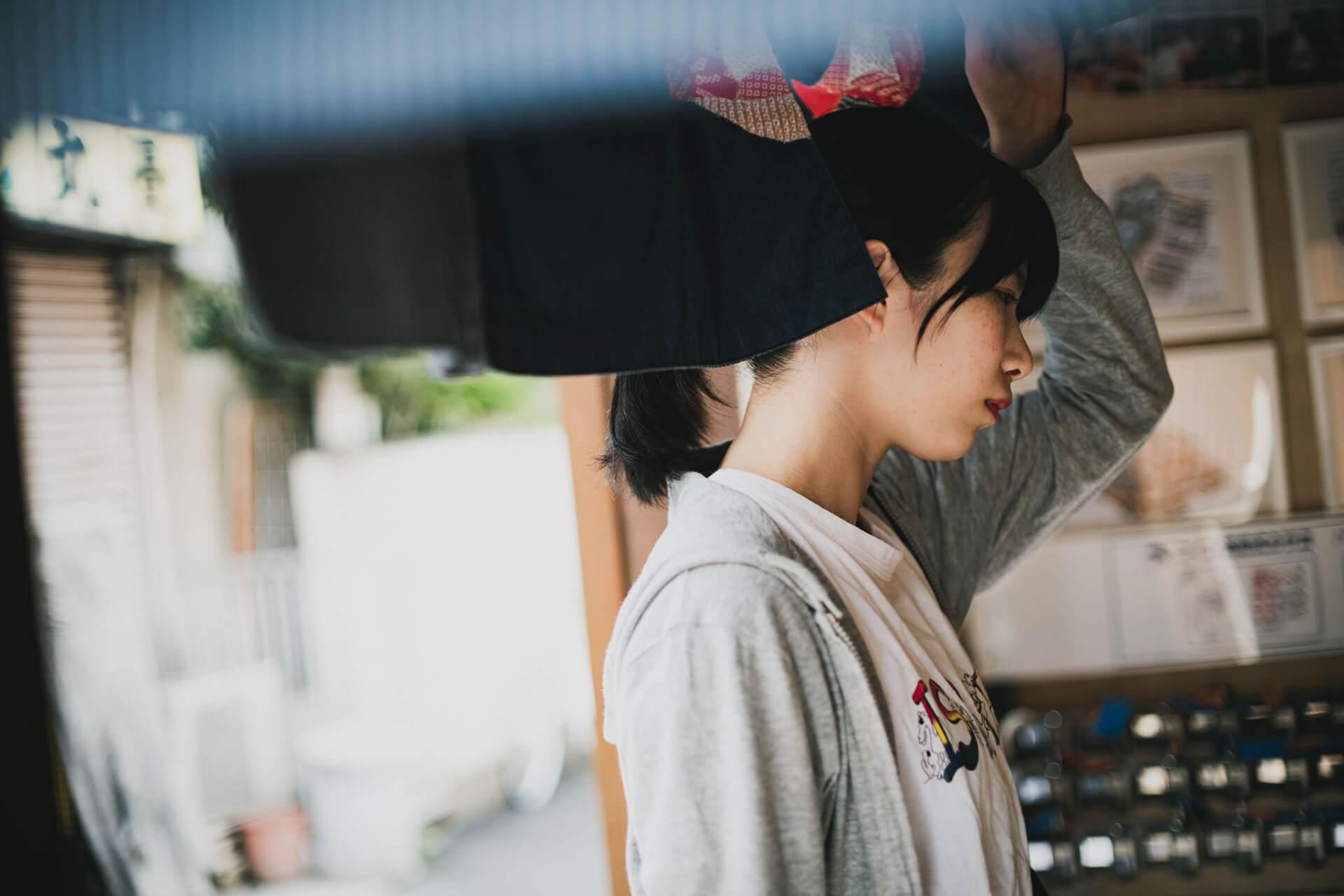 湯沸かし市に出典する「銭湯女子」のイメージ
