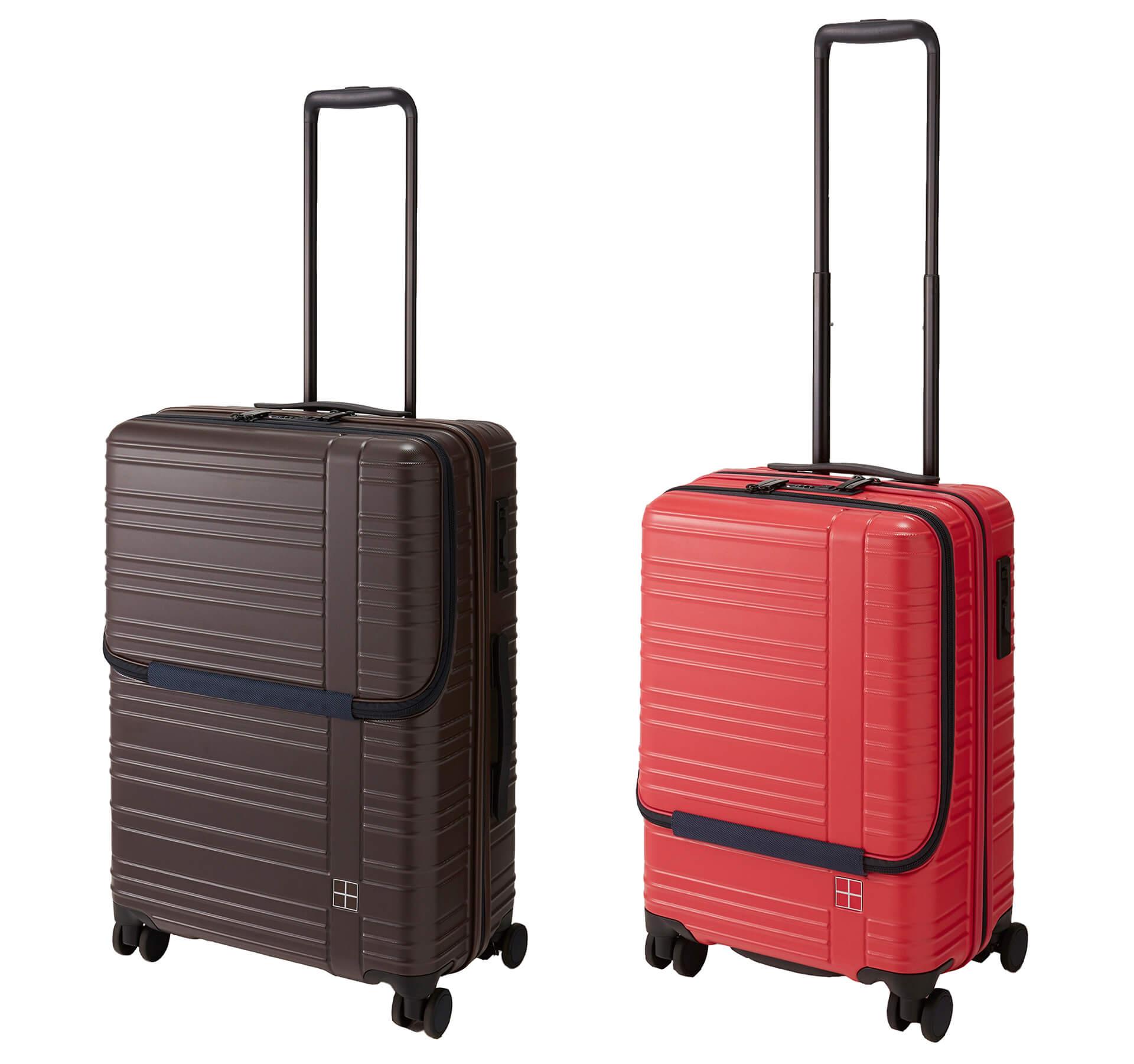 hands+カラーシリーズ・スーツケース