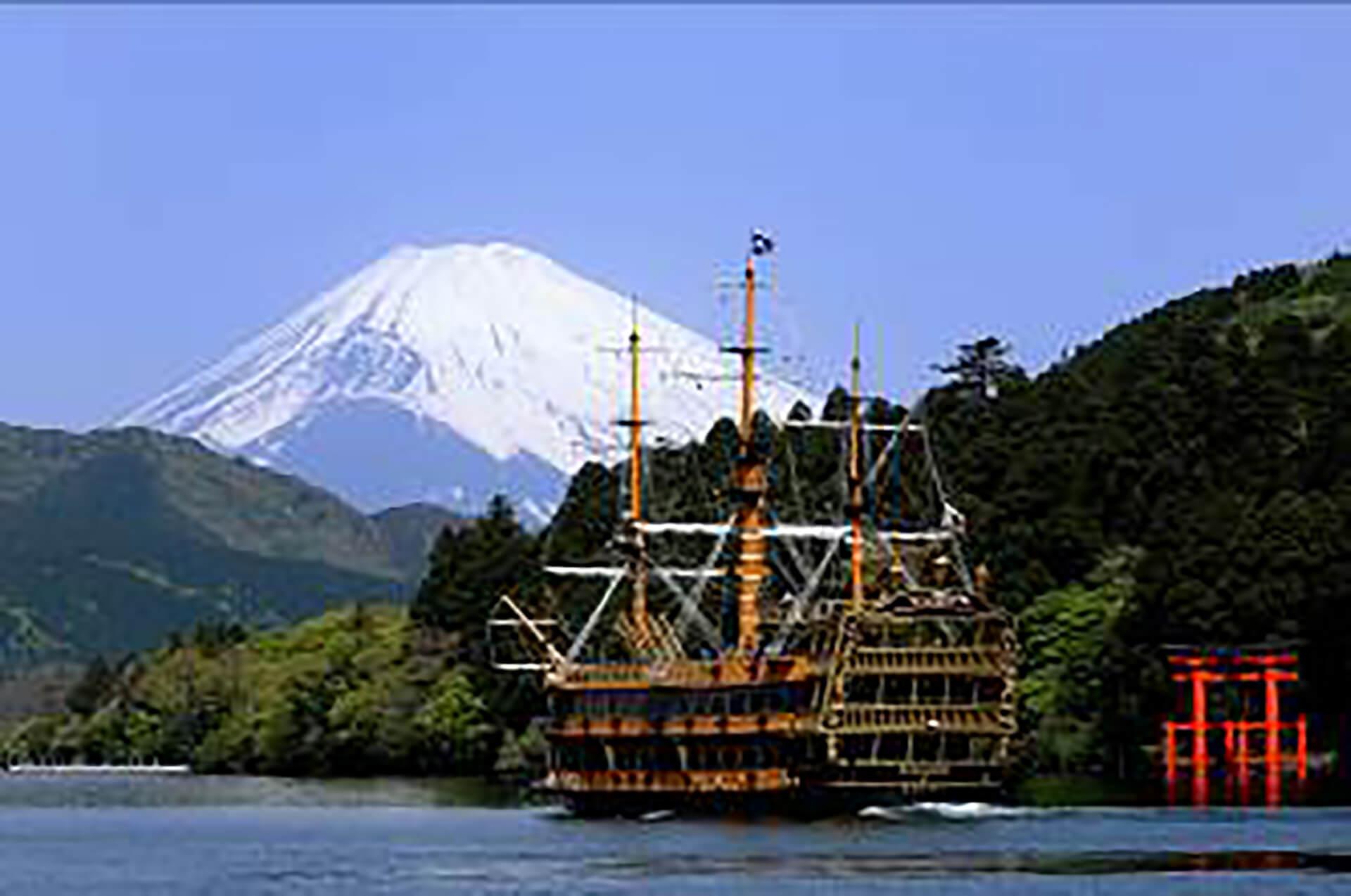 海賊船「ビクトリー号」