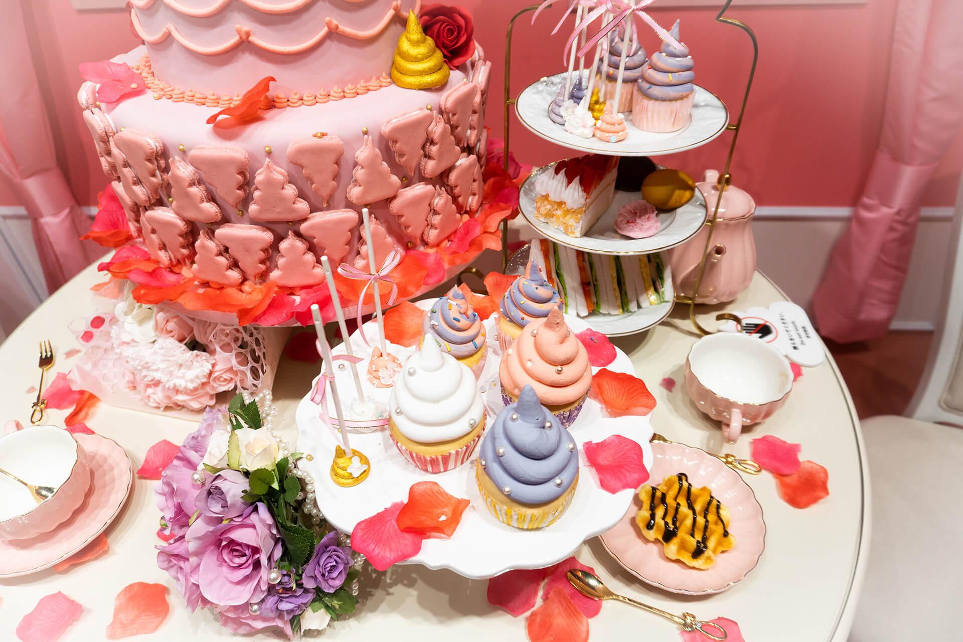 うんこケーキ