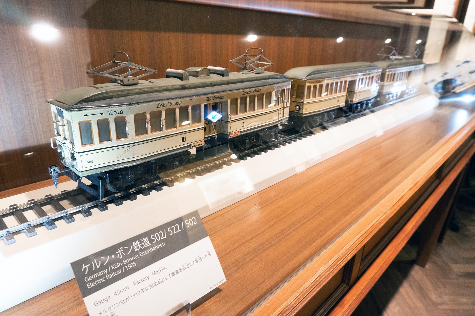 ケルンボン鉄道模型