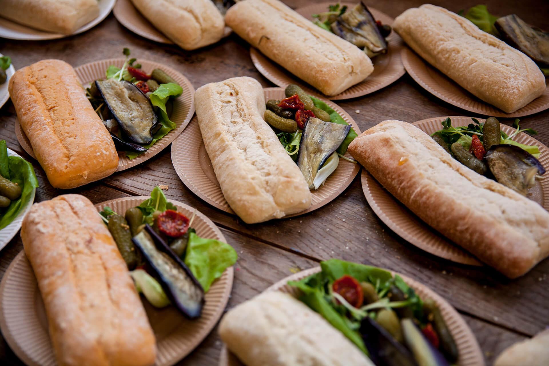 世田谷パン祭り2019パンイメージ