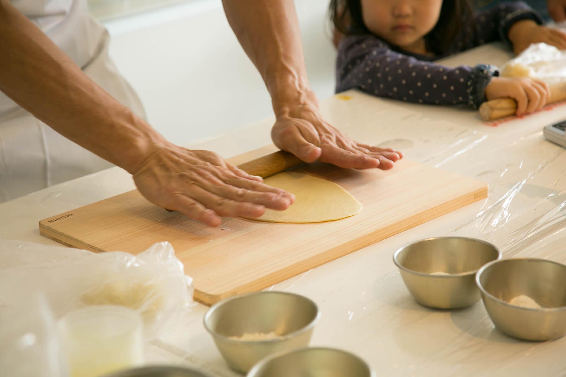 世田谷パン祭り2019パン製作風景