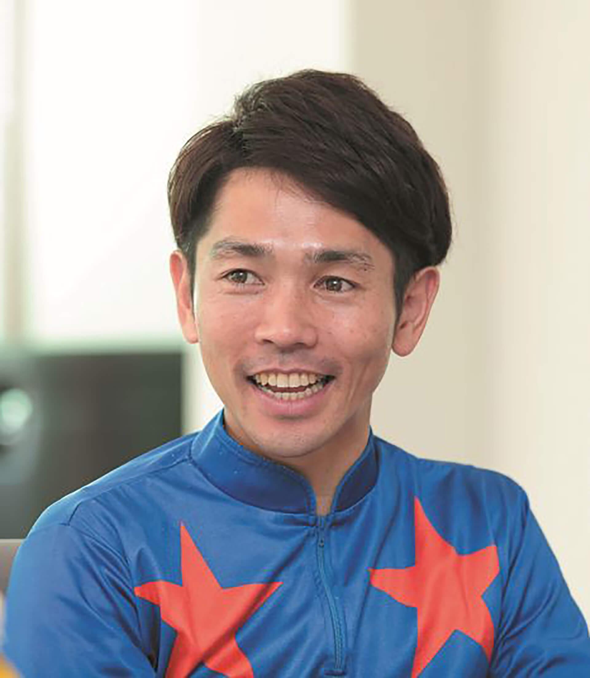 戸崎圭太騎手(JRA)