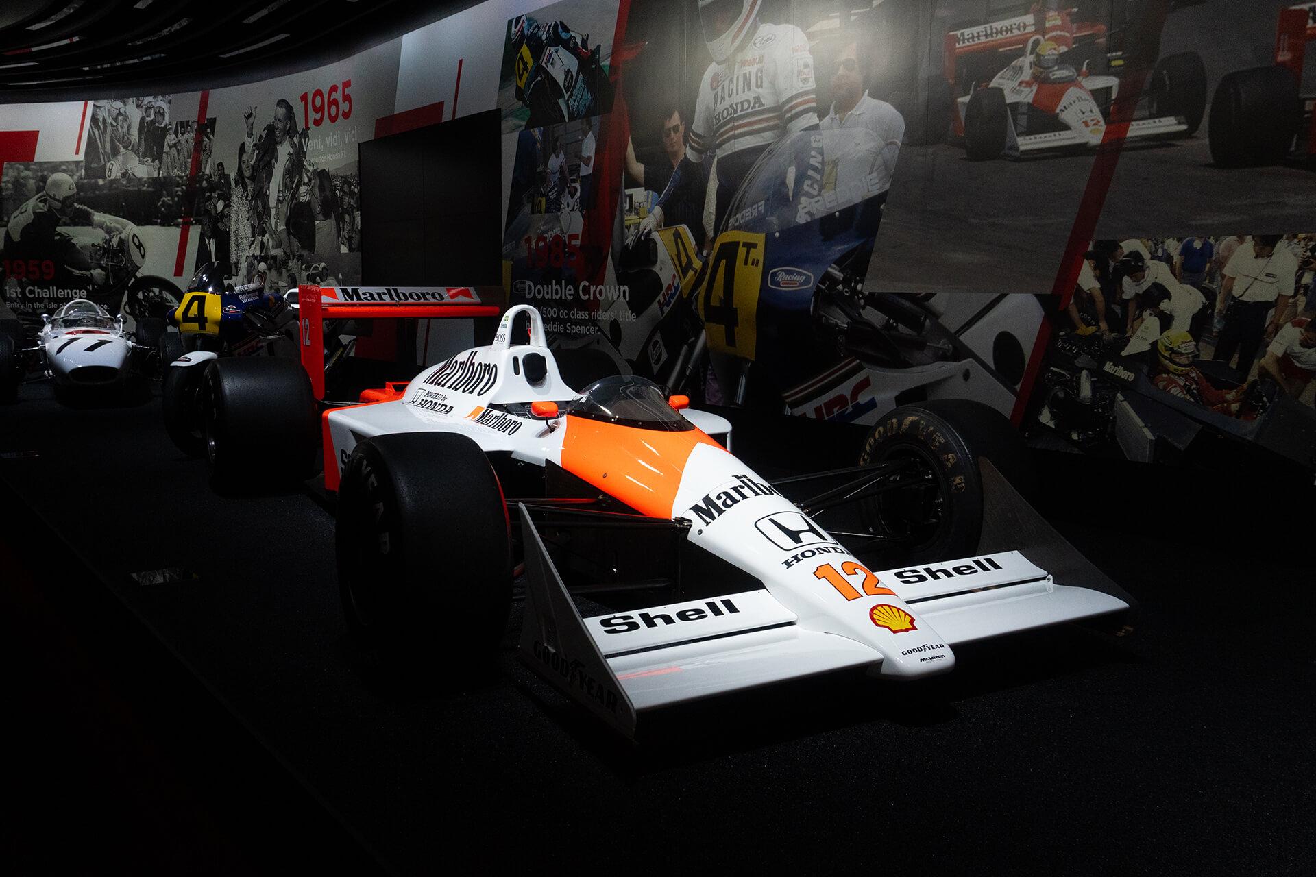 東京モーターショー2019・ホンダF1
