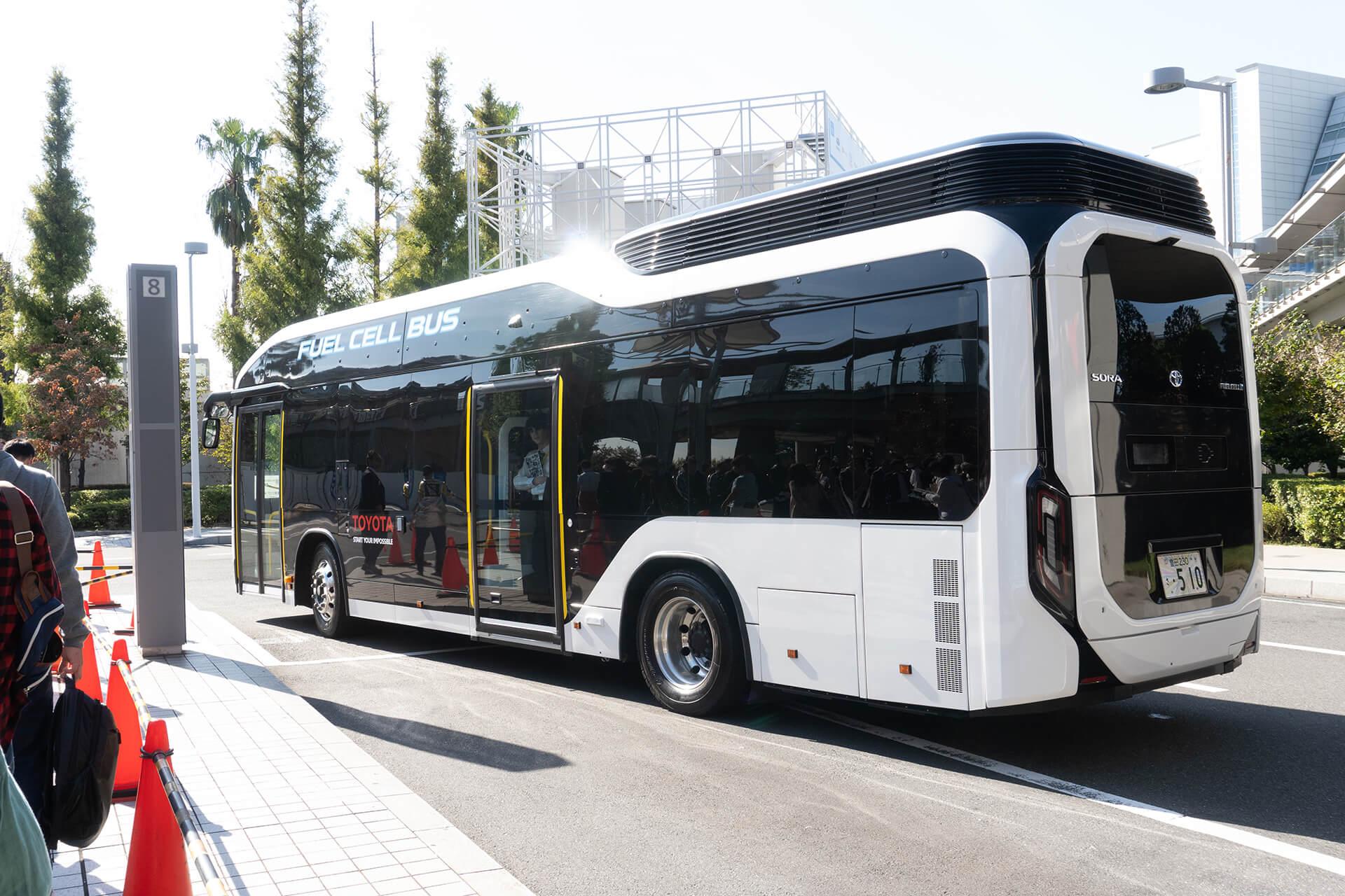 東京モーターショー2019・シャトルバス