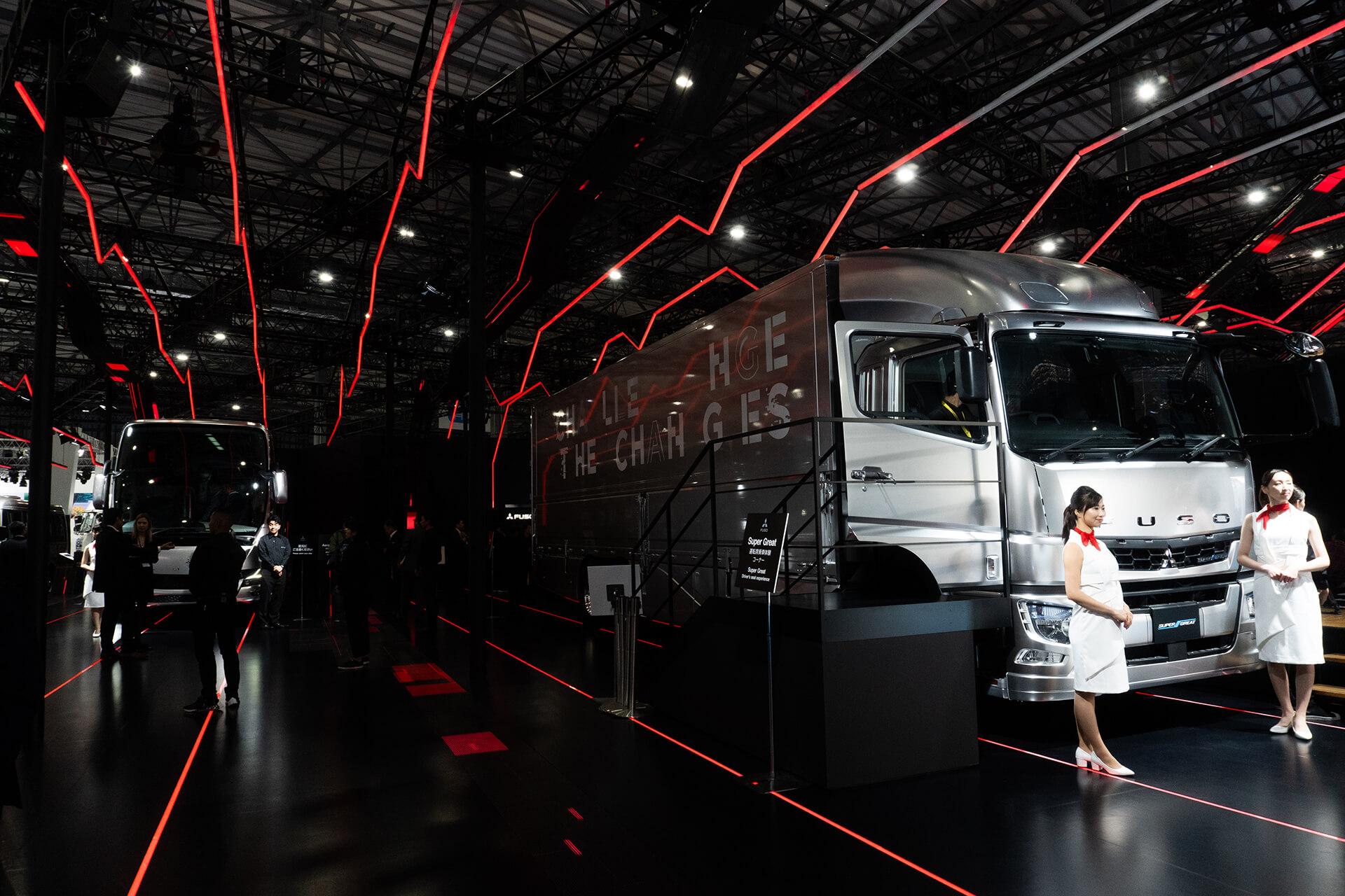 東京モーターショー2019・バス