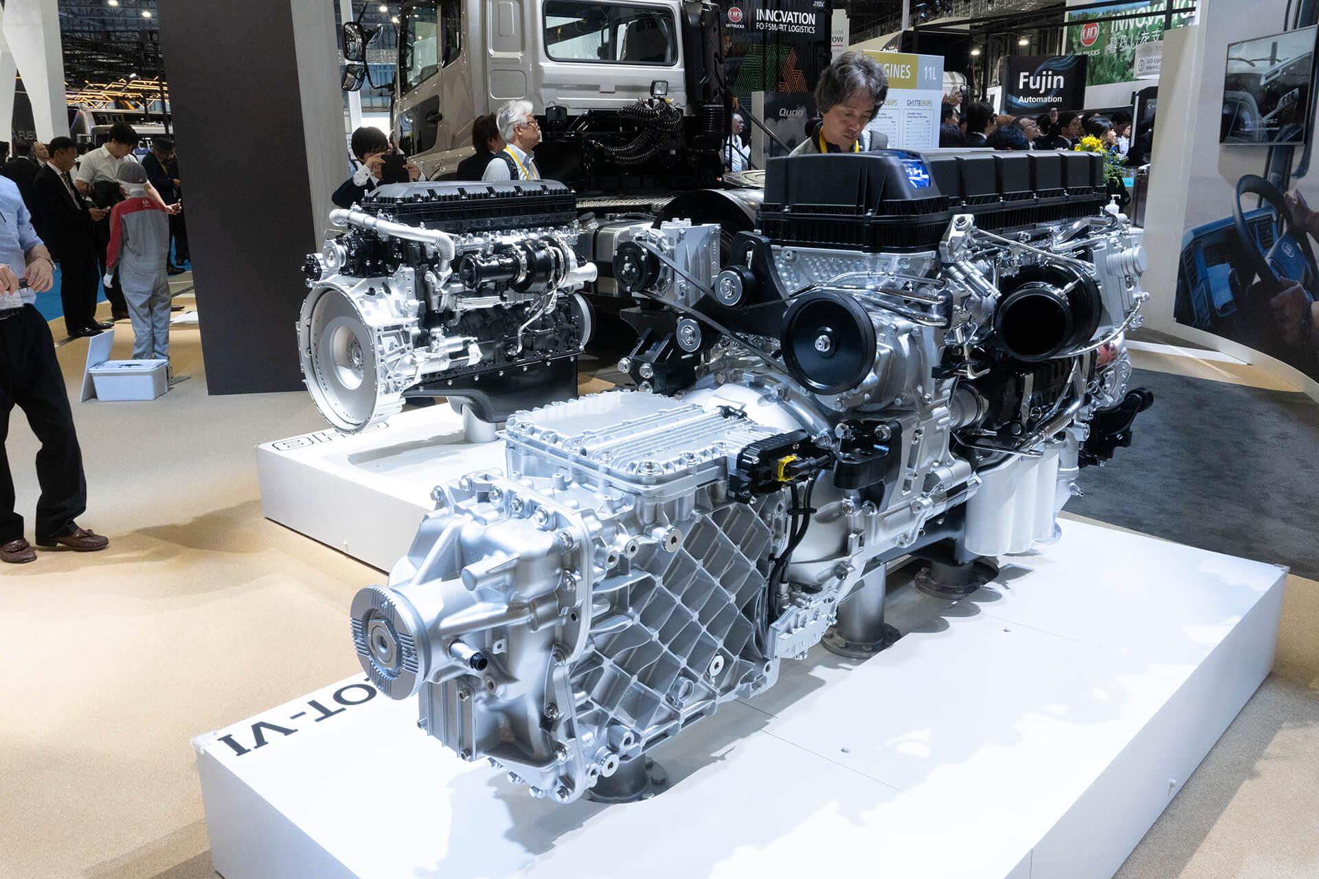東京モーターショー2019・エンジン