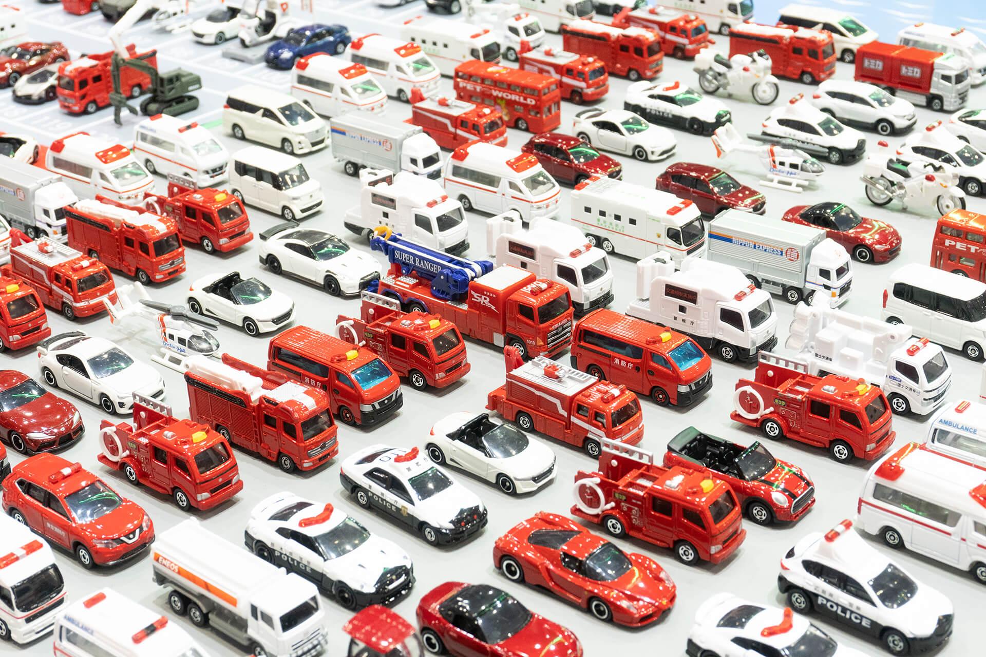 東京モーターショー2019・トミカ