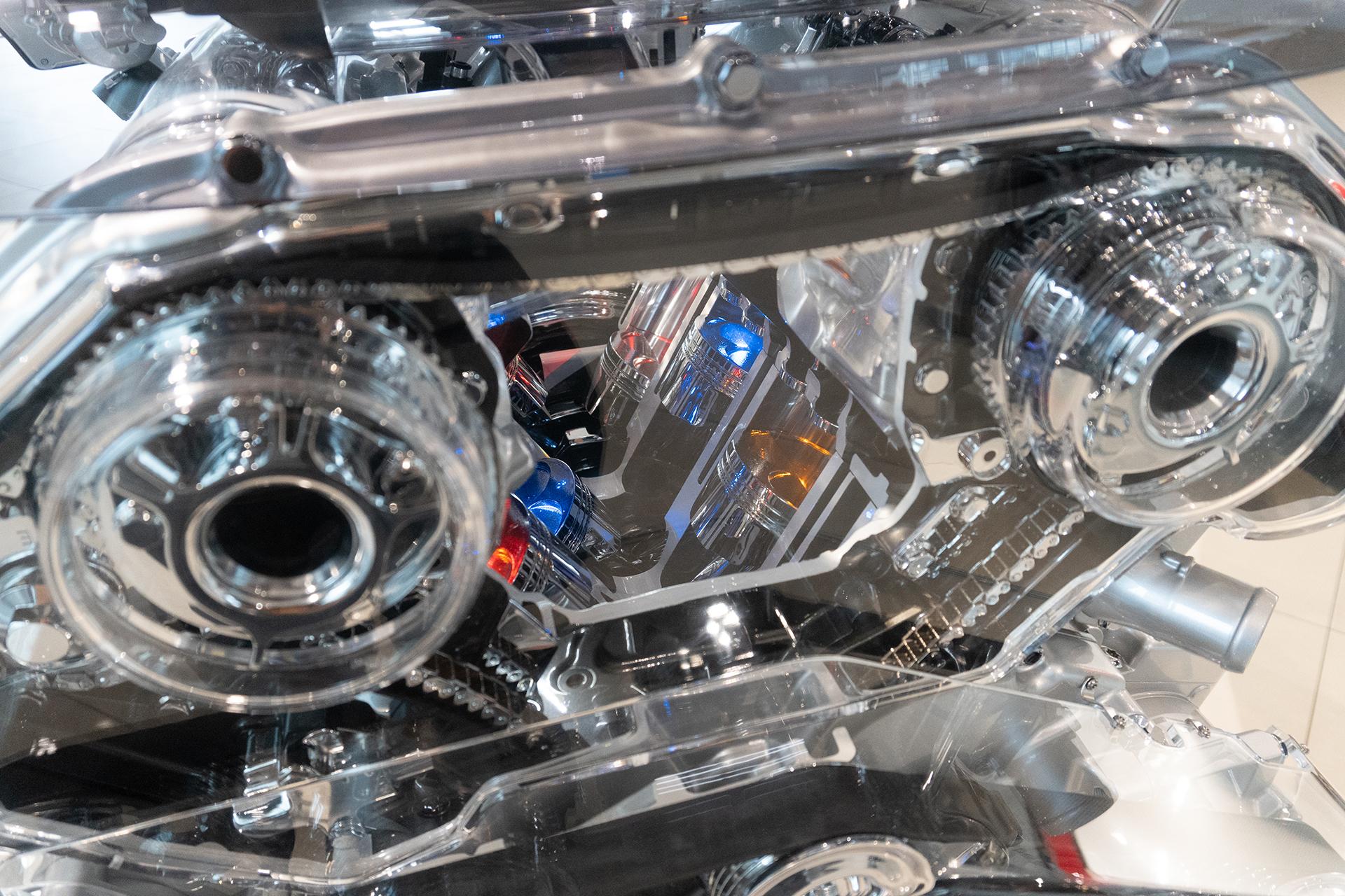 日産ギャラリーエンジン