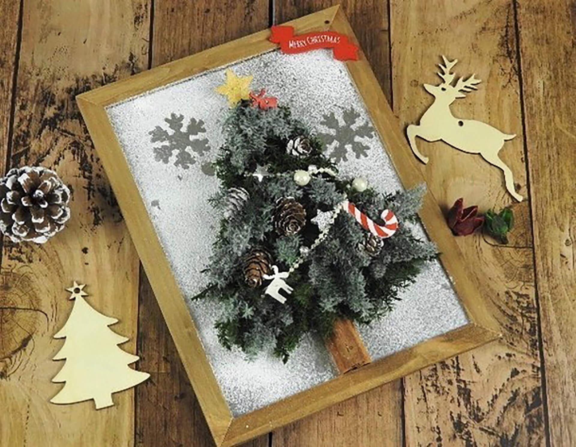 atelier La-luneのクリスマスツリー