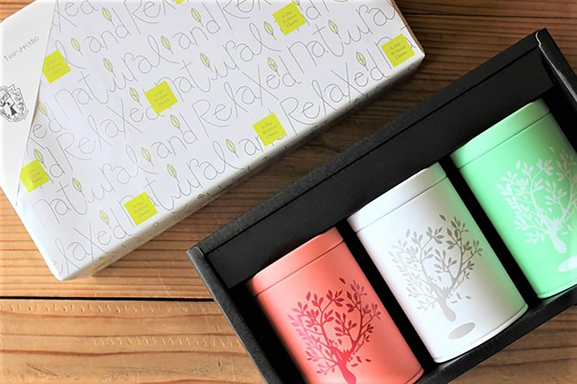 Tea-studioのお茶