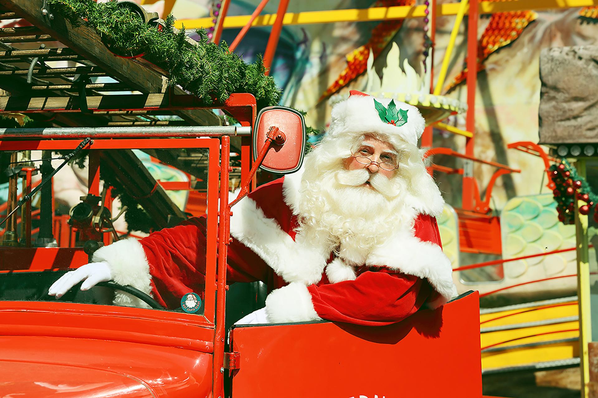 角田明子写真展『サンタさんが いっぱい』