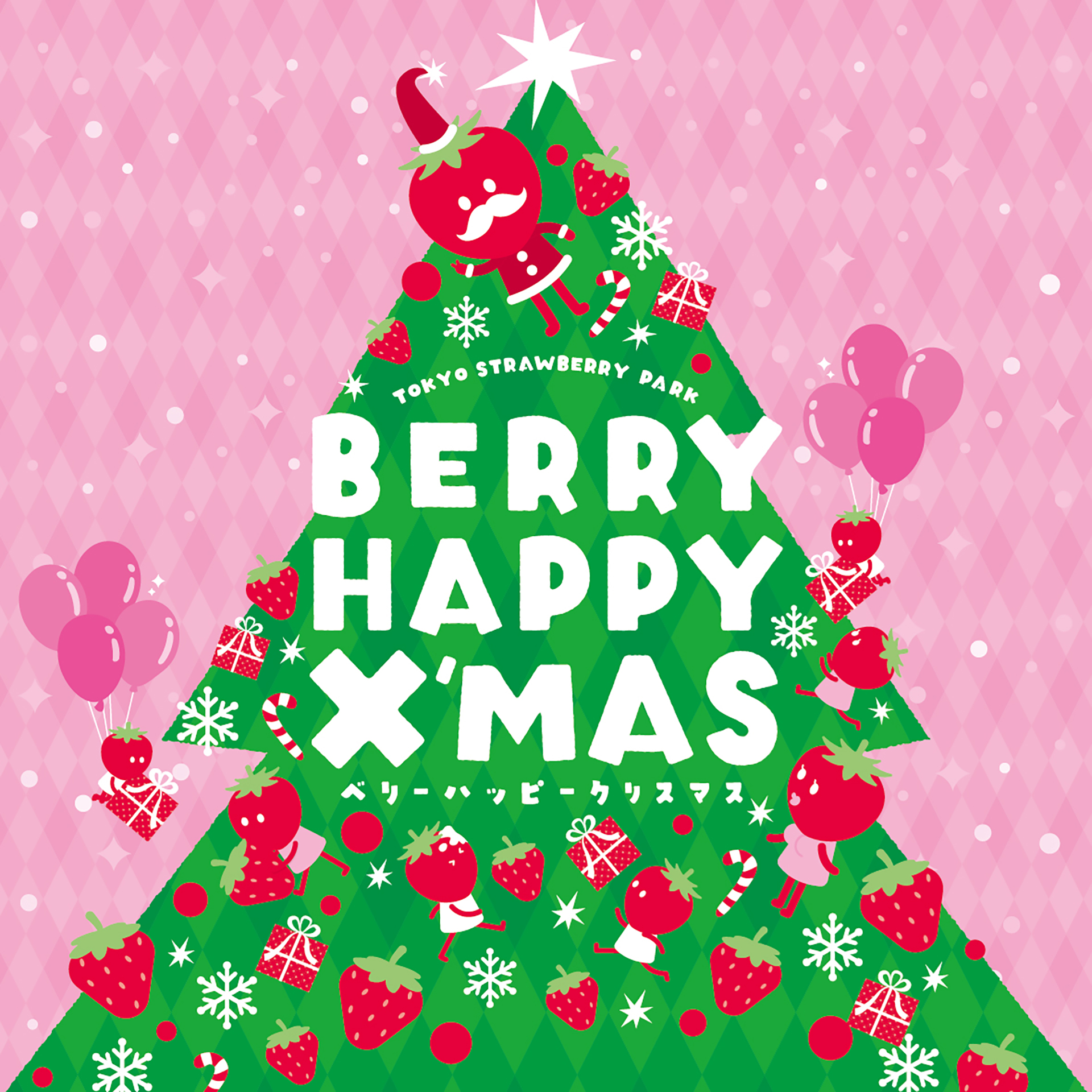 BERRY HAPPY X'MAS