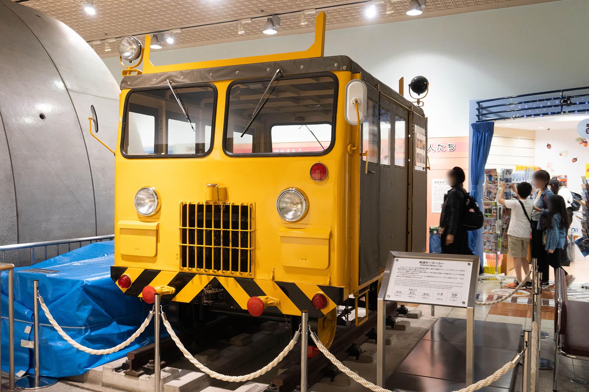 地下鉄博物館車両