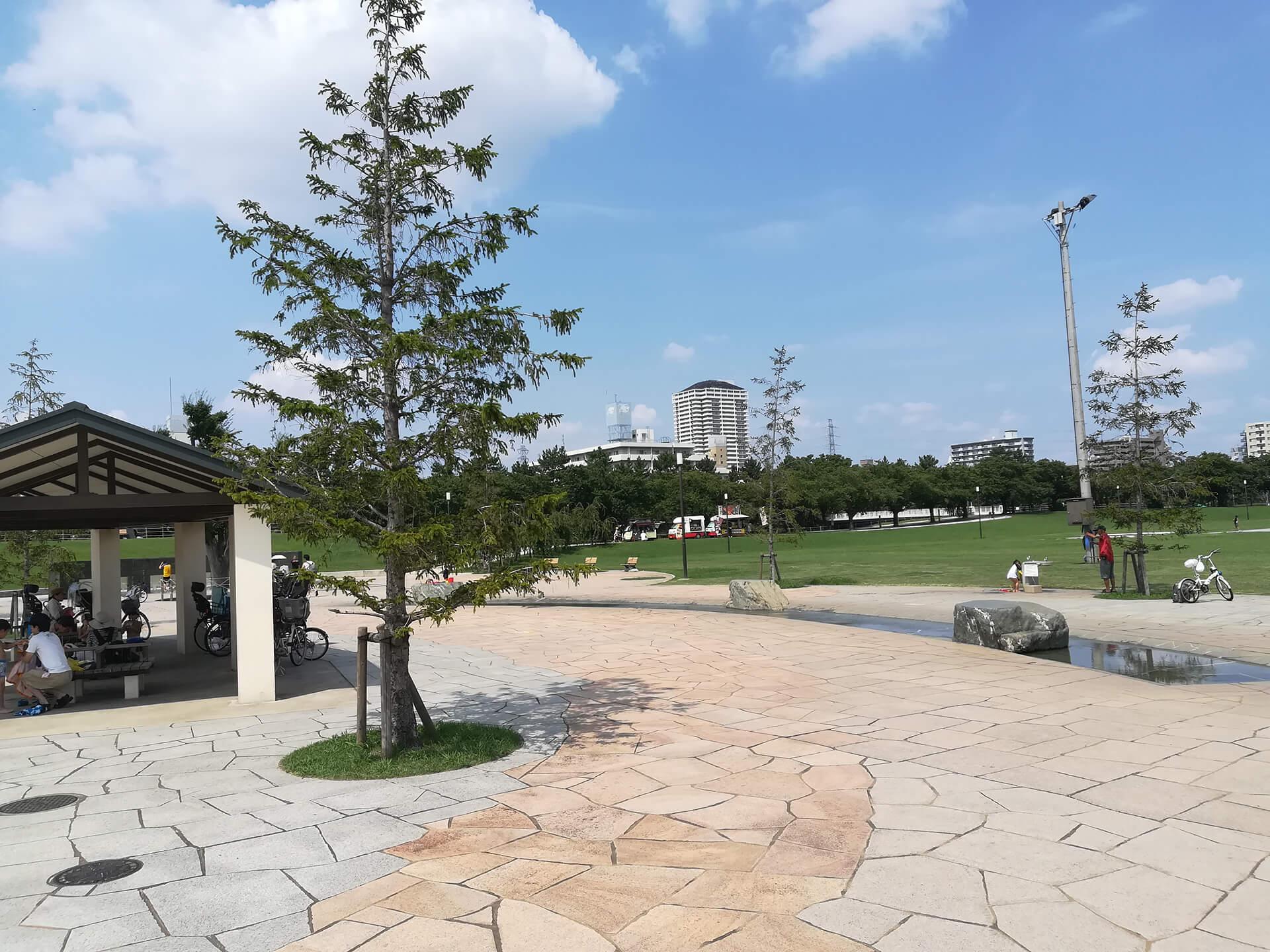 手作りエコ市・公園