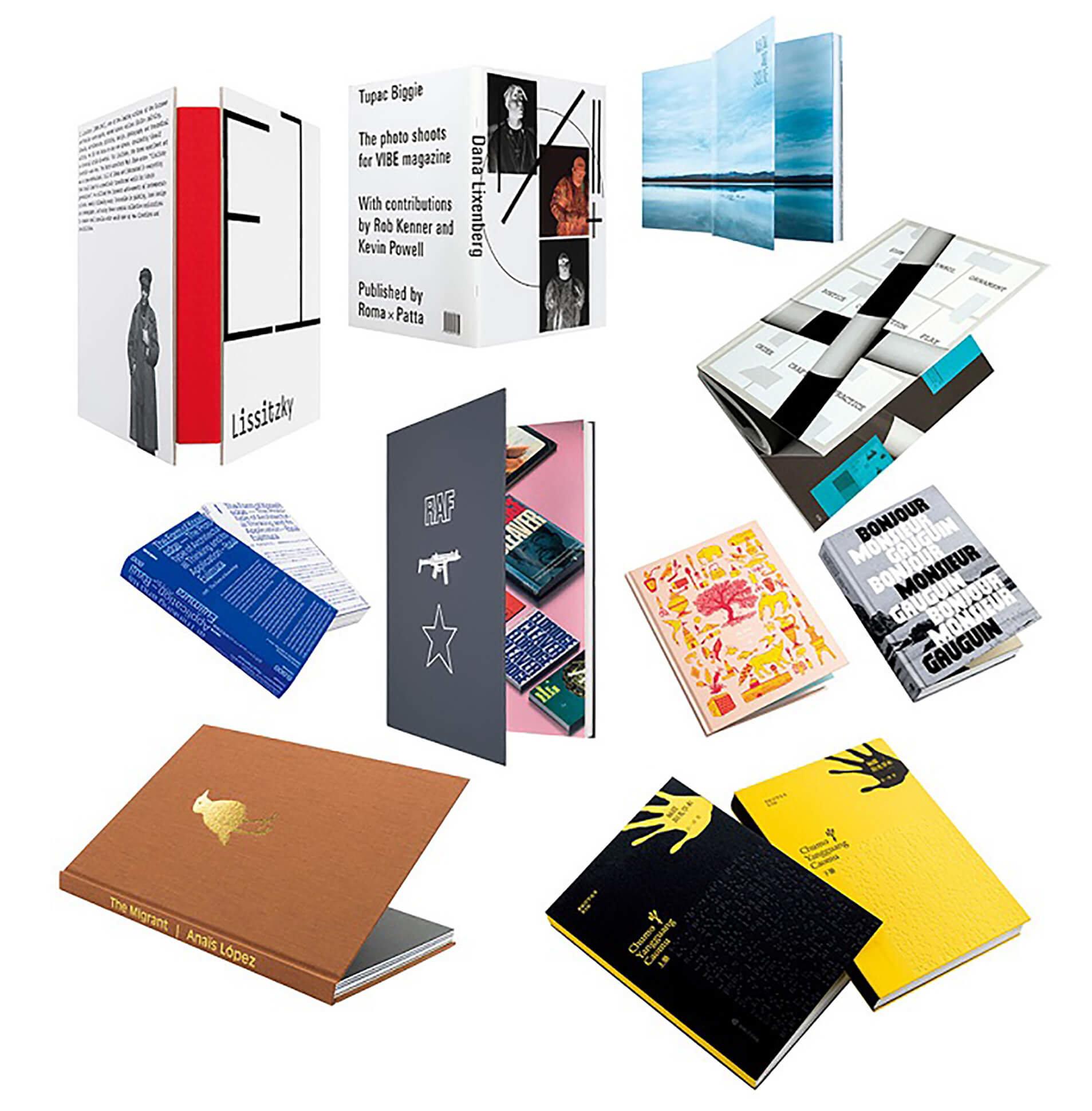 世界のブックデザイン2018-19・出典本