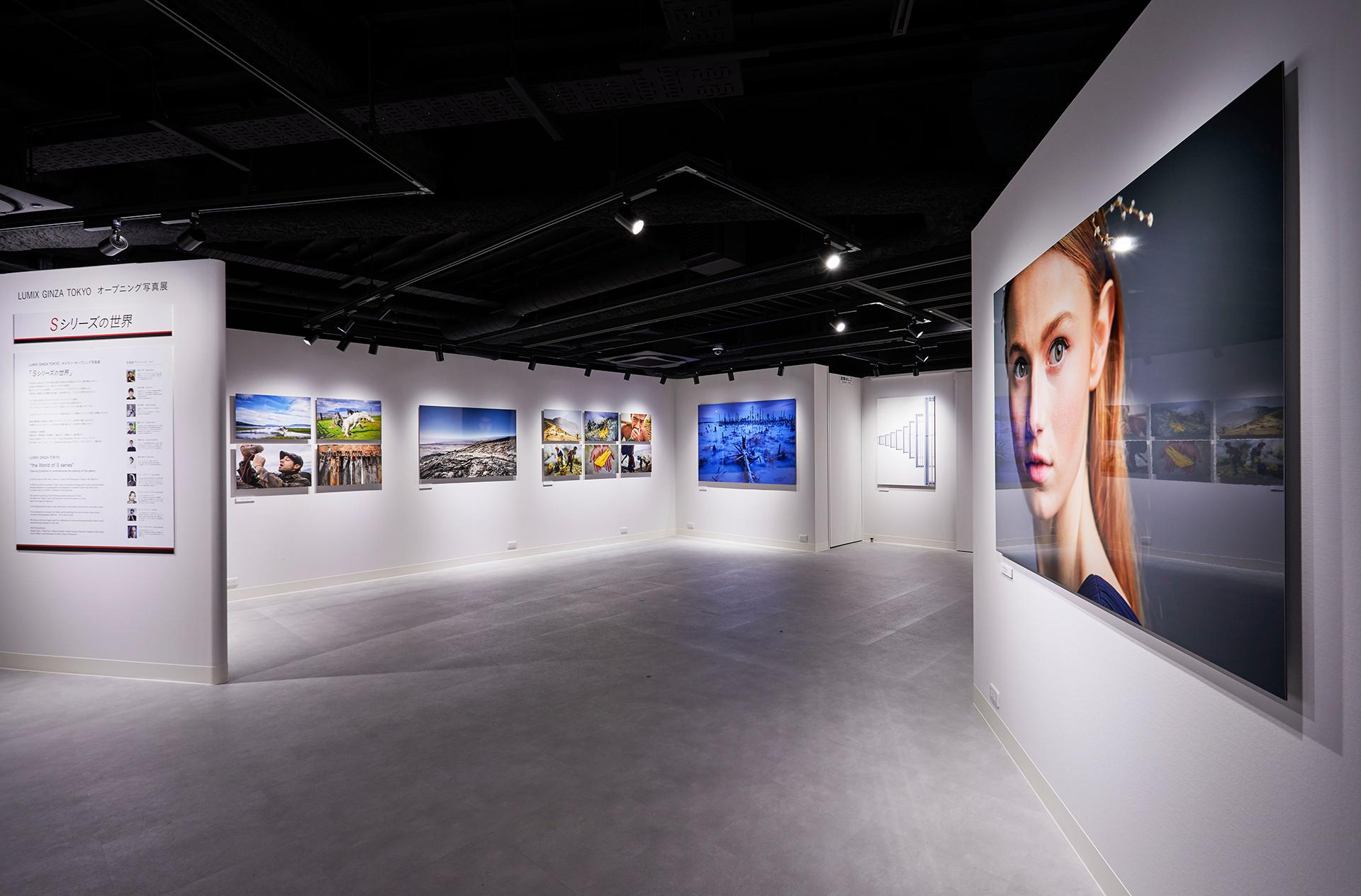 LUMIX AWARD 2019『写真熱』展・会場風景