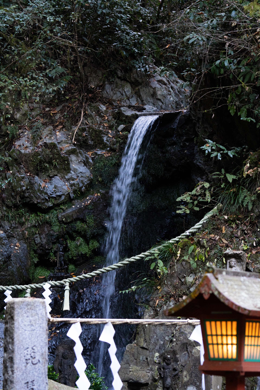 高尾山・滝