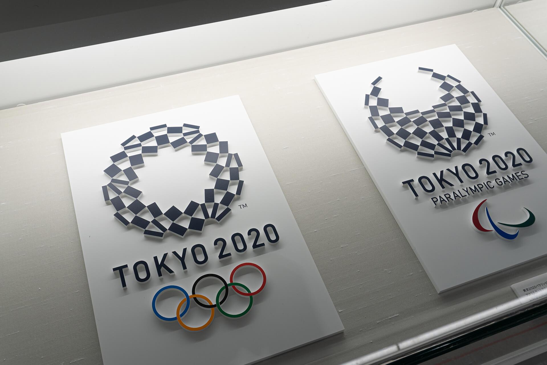 日本オリンピックミュージアム・ロゴ