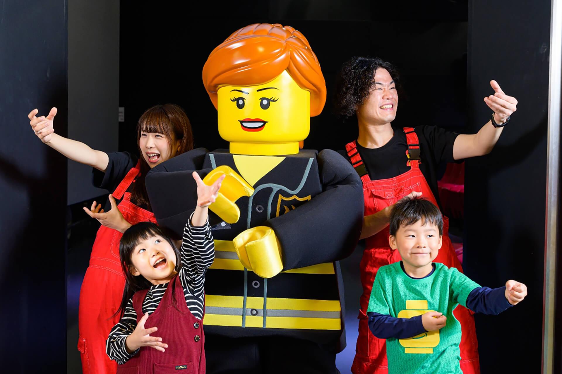 レゴ(R)シティヒーローズイメージ