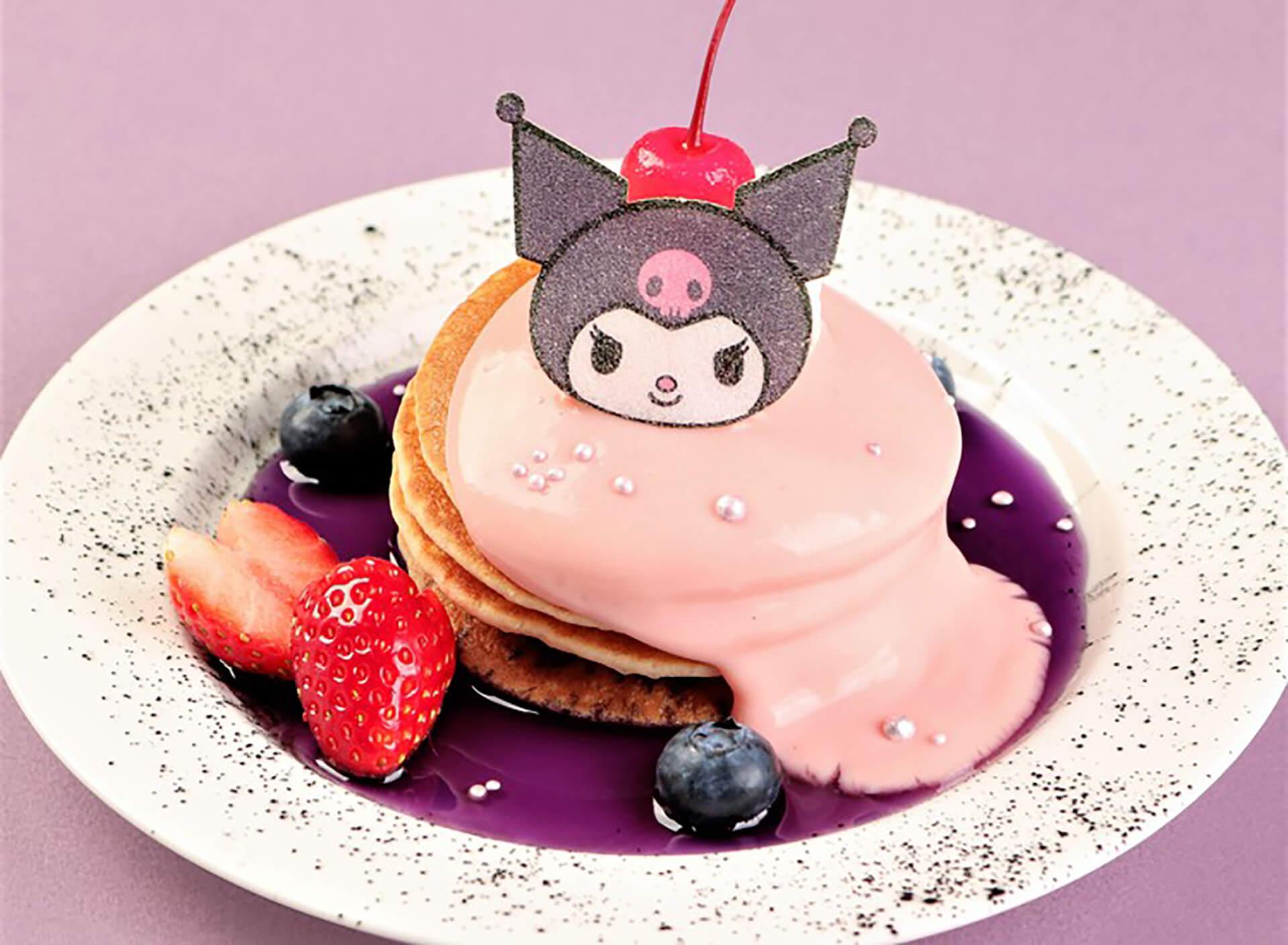 クロミのおやつパンケーキ