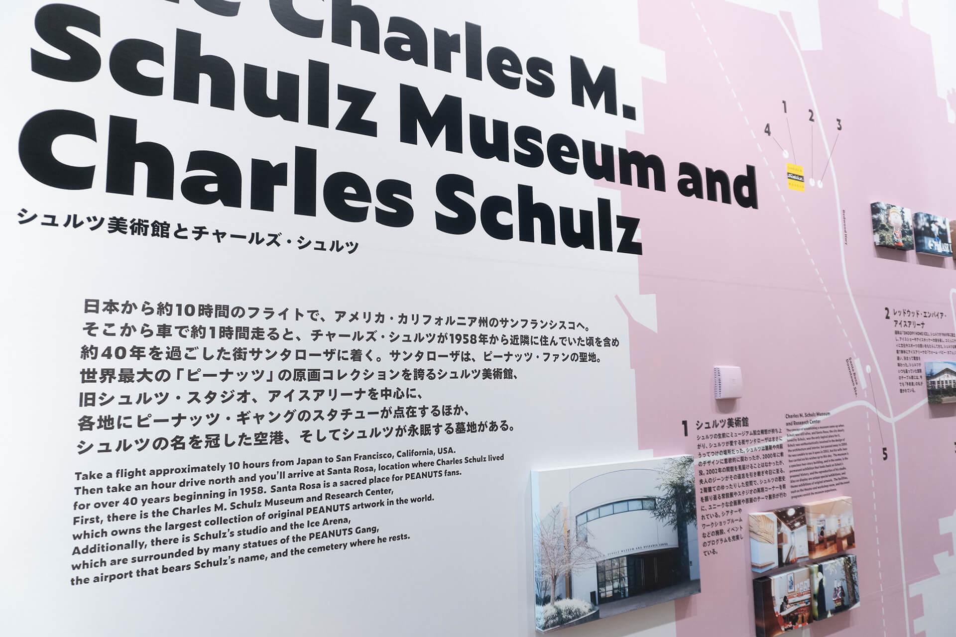 スヌーピーミュージアム東京・シュルツ美術館