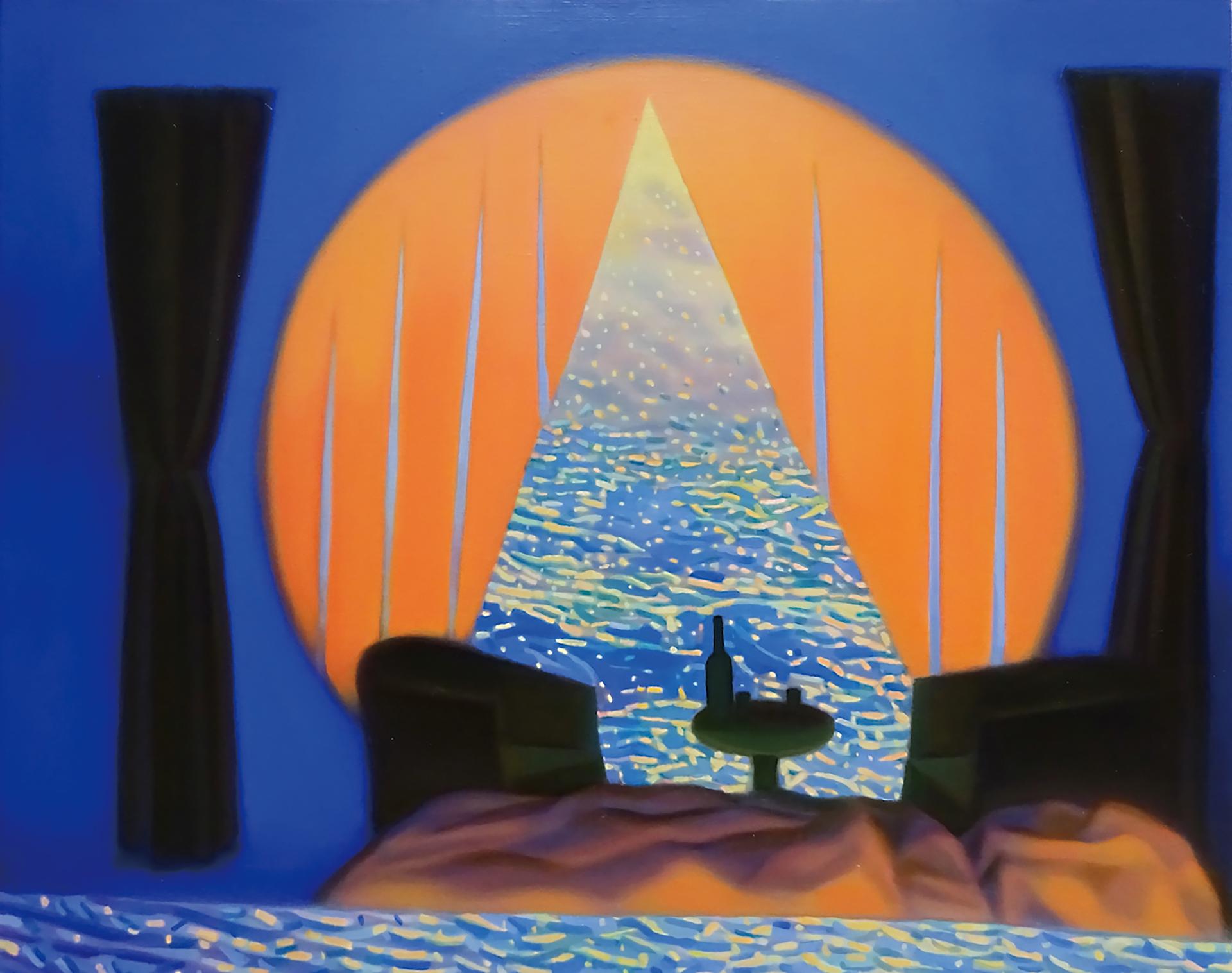 若林菜穂『夜の航海』