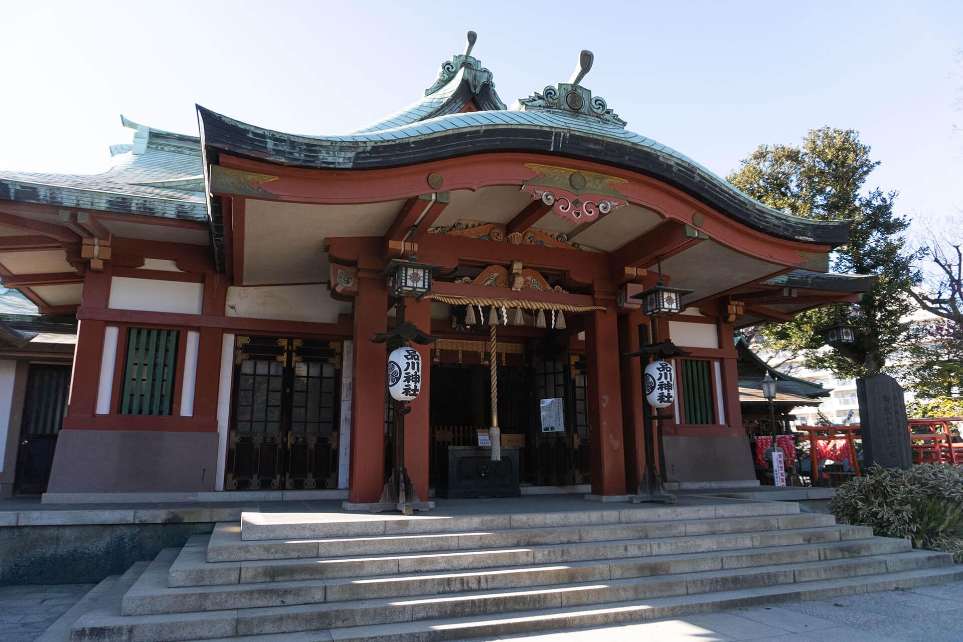 品川神社・寺院