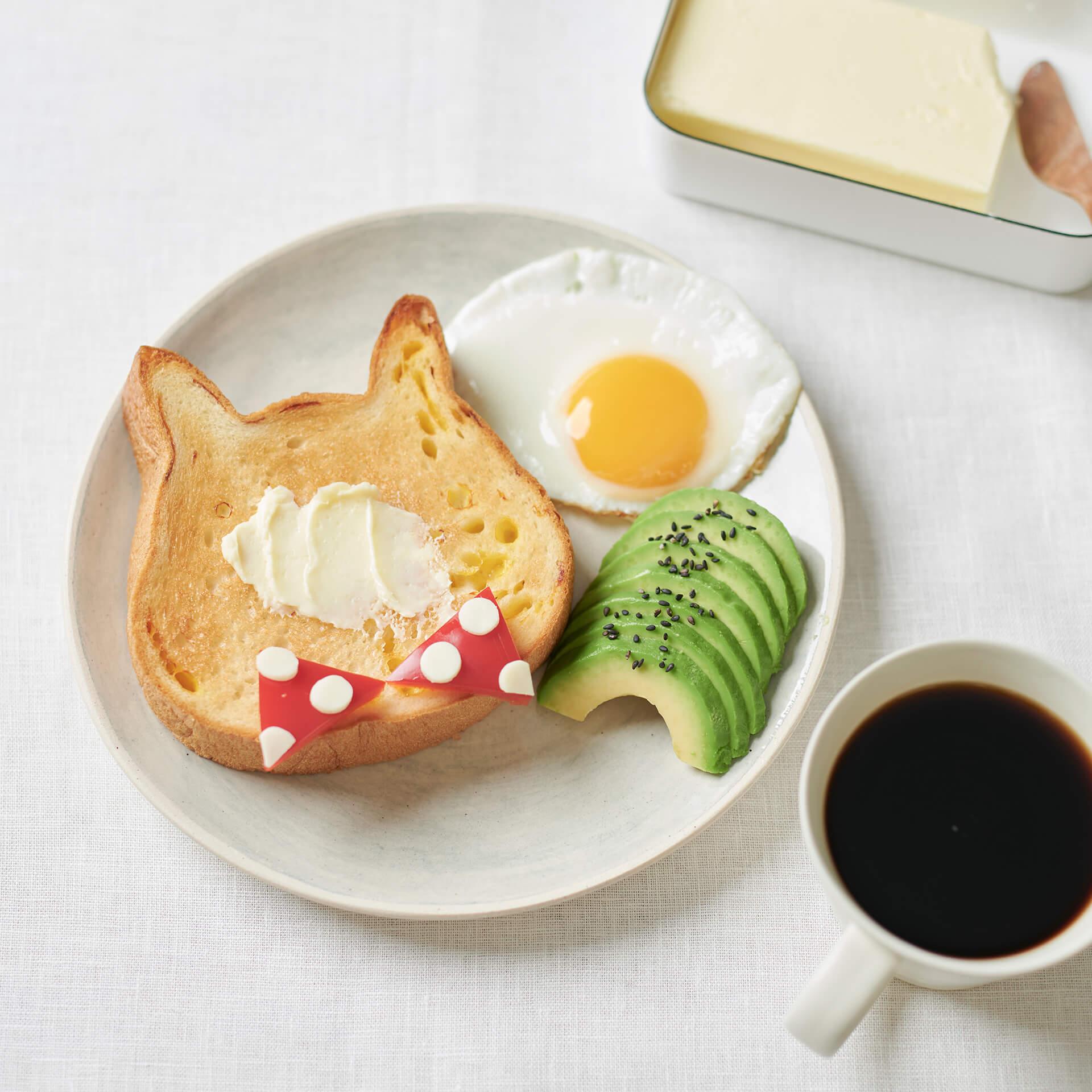 ねこねこ食パン イメージ