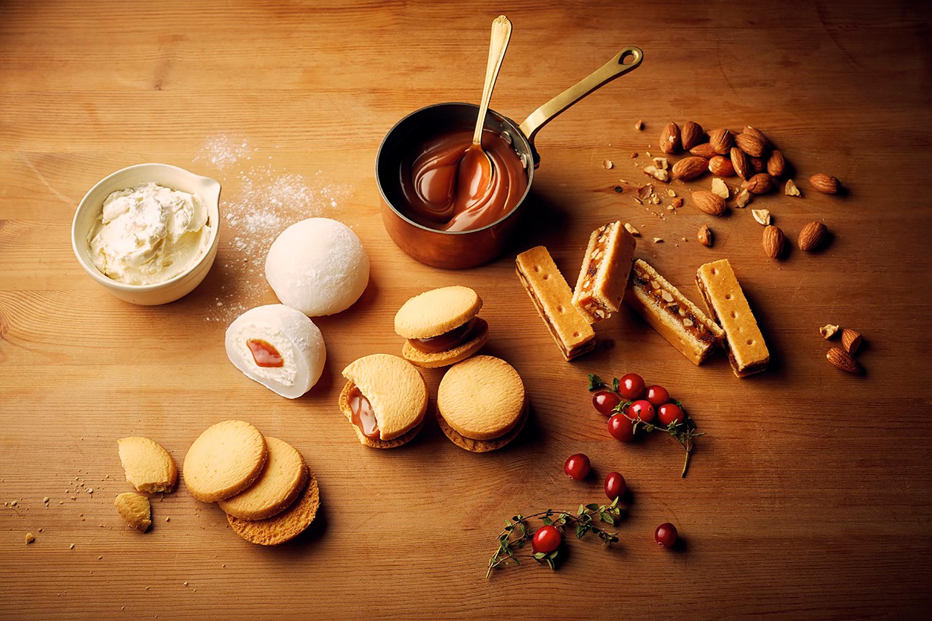 食のイベントスペース『PASSAGE WEST』&『KIHACHI FOOD HALL Coffee Bakes』イメージ
