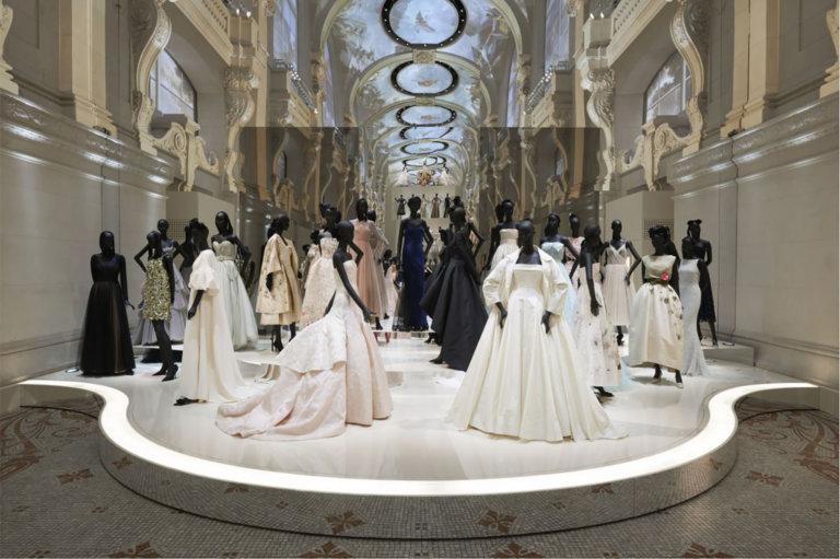 クリスチャン・ディオール、夢のクチュリエ」展の世界