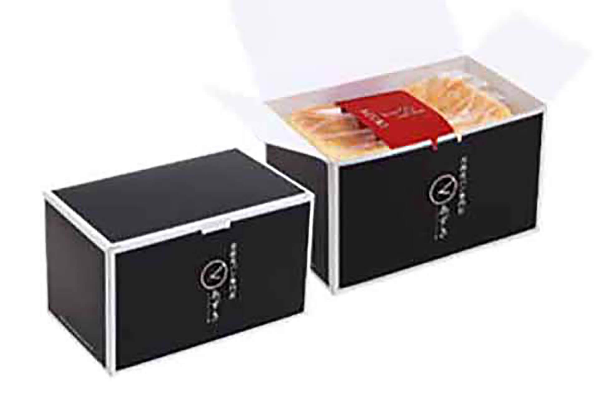 高級食パン専門店『あずき』通信パッケージ