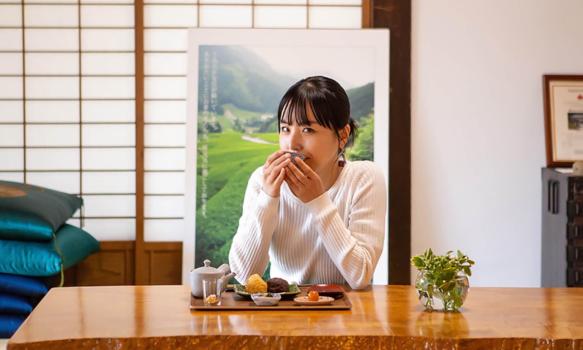 「#うちお茶」SNSキャンペーン