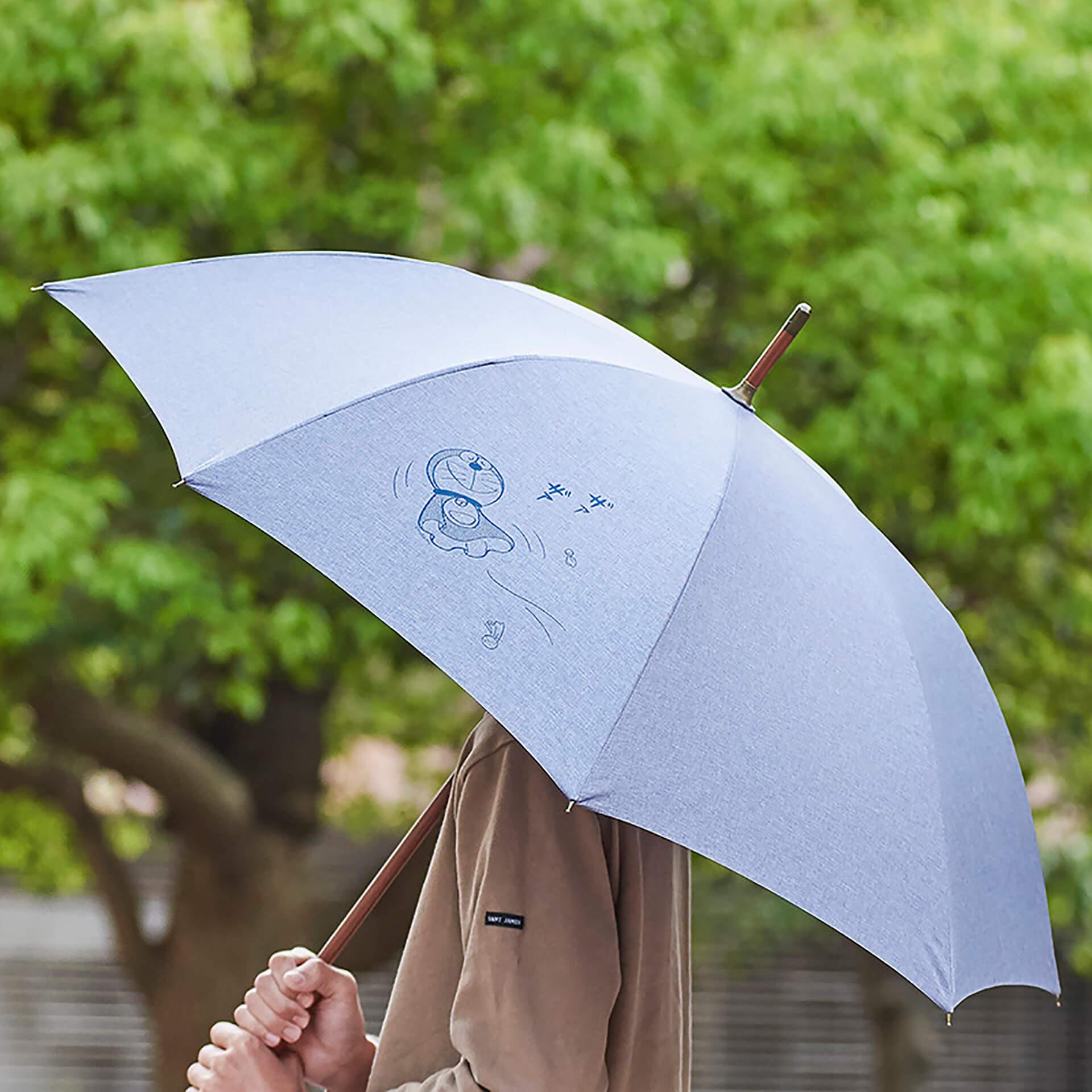 ドラえもん レインアイテムシリーズ 傘