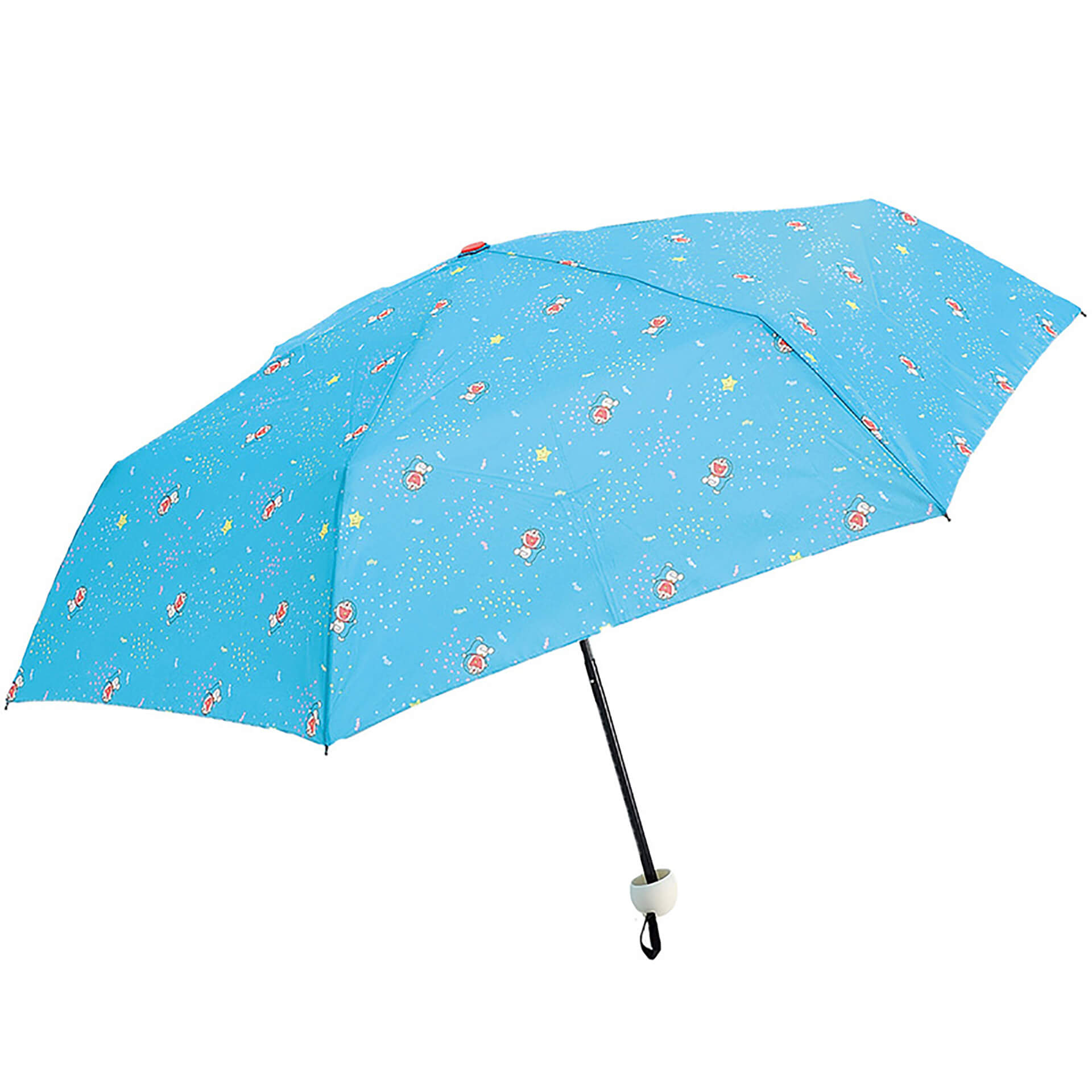 ドラえもん レインアイテムシリーズ 折り畳み傘
