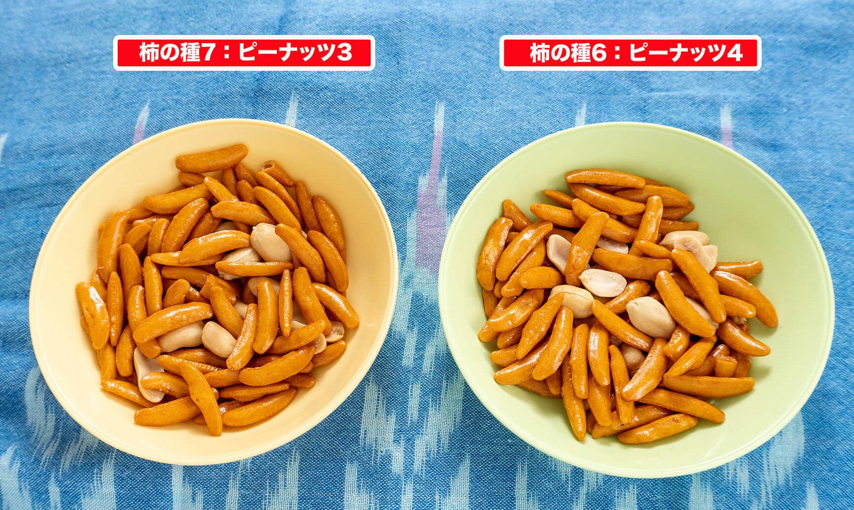 亀田の柿の種・新黄金バランス