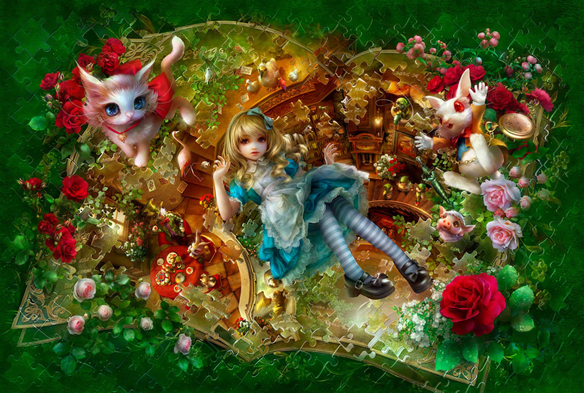 Alice Re:Birth