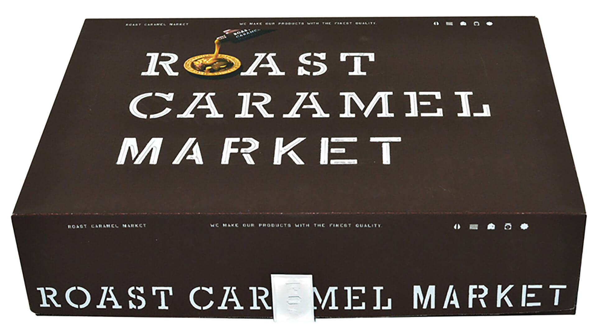 「ローストキャラメルマーケット」で創業祭