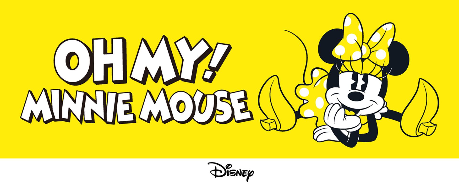 オンラインストア「OH MY CAFE STORE」ミニーマウス