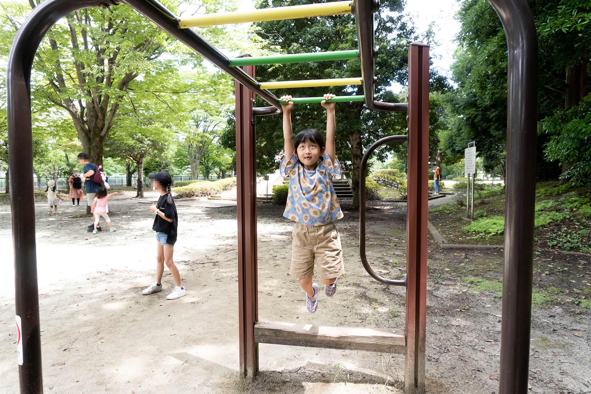 町田リス園 はにわ公園