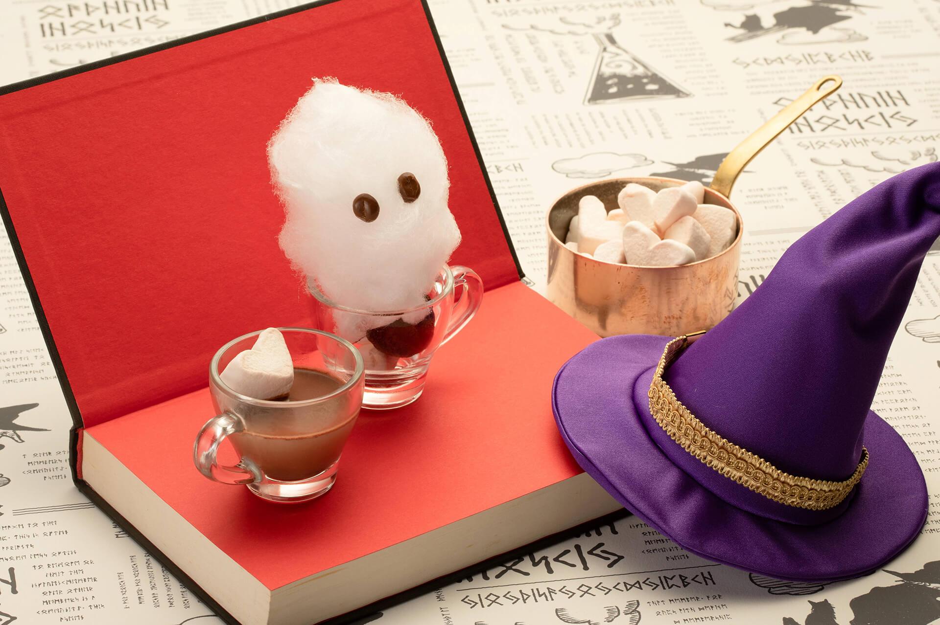 デザートビュッフェ「Halloween Magic(ハロウィーンマジック)」