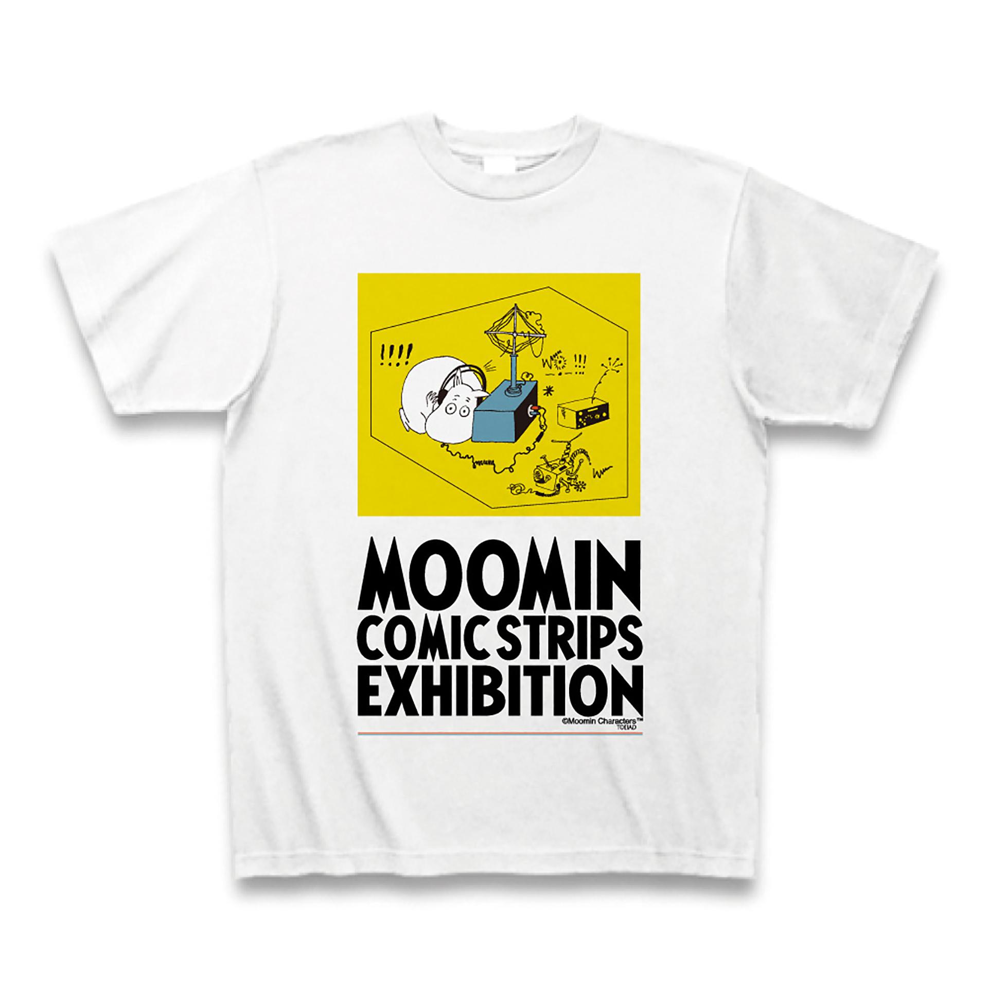 ムーミン75周年記念「ムーミン コミックス展」松屋銀座