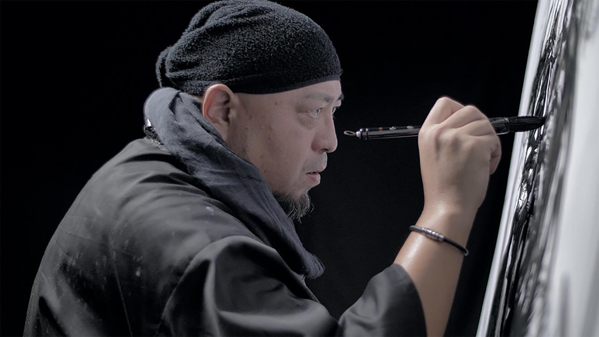 こうじょう雅之 武人画展「SOUL OF JAPAN 2020」『HINOMOTO -日ノ本-』