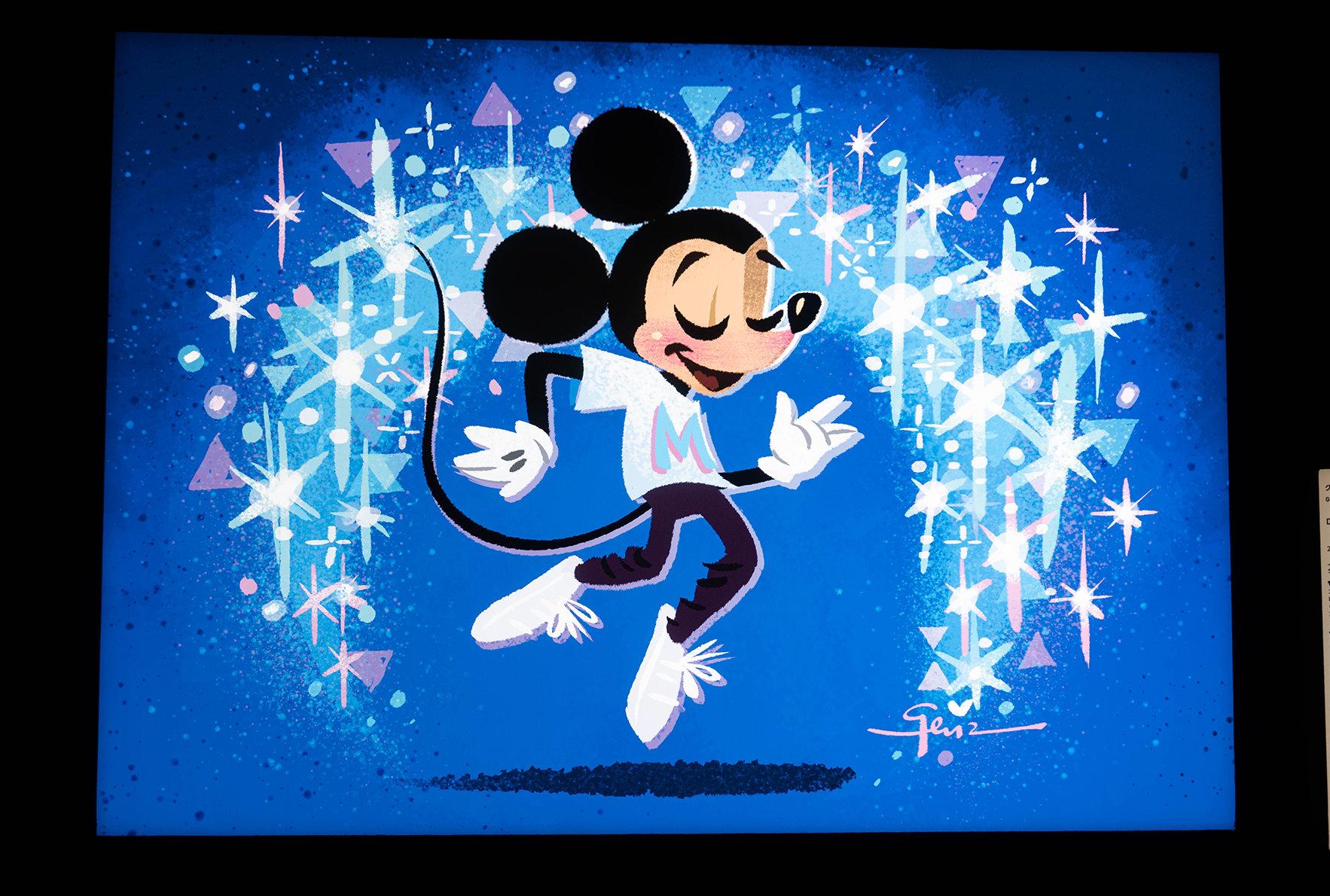 ミッキーマウス展