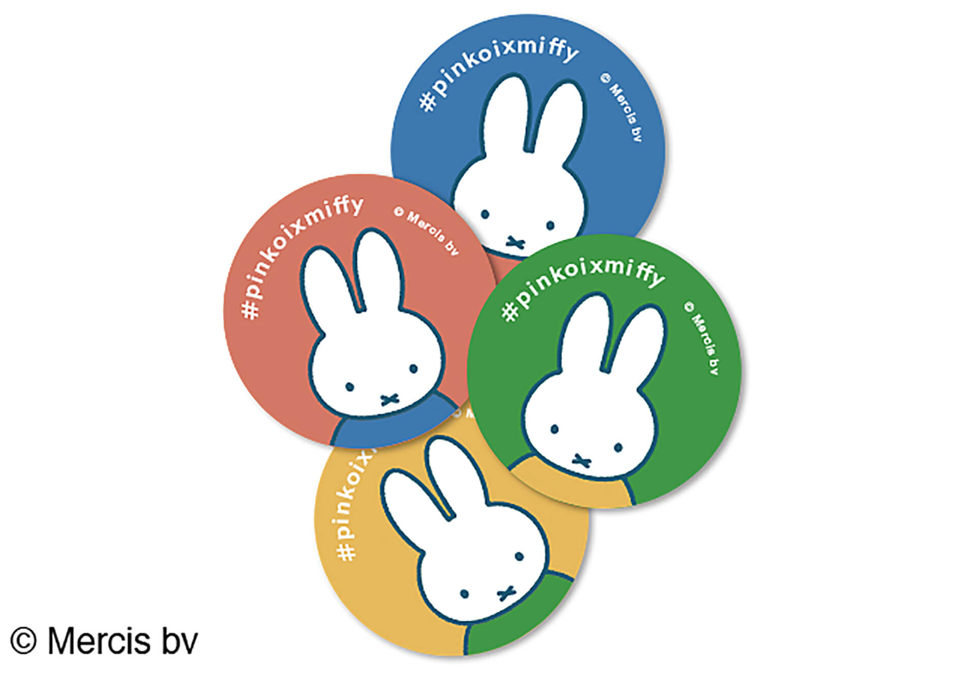Pinkoi × miffy ~TRAVEL with miffy~ TOKYO Pop-up Store